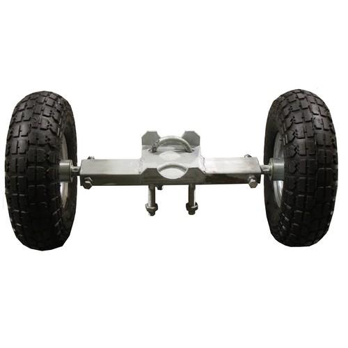 Pneumatic Wheel Rut Runner