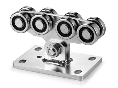 Cantilever Support Rollers